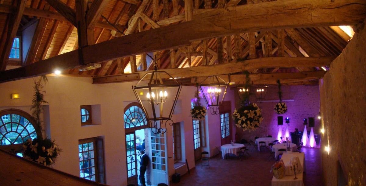 orangerie mezzanine